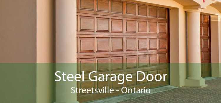 Steel Garage Door Streetsville - Ontario