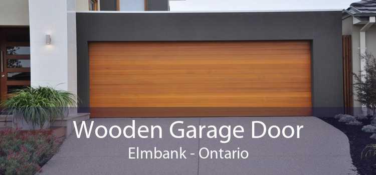 Wooden Garage Door Elmbank - Ontario