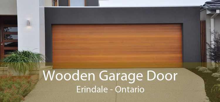 Wooden Garage Door Erindale - Ontario