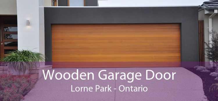 Wooden Garage Door Lorne Park - Ontario